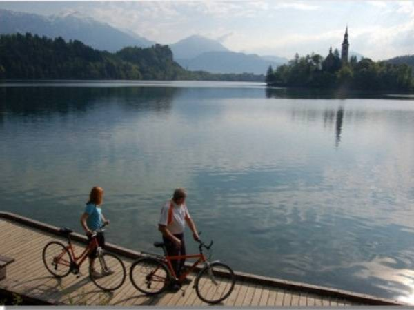 Cycling Holidays - Lake Bled to Piran