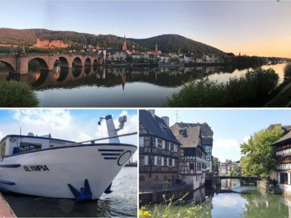 Cycling Holidays - Bike & Barge: Mainz to Strasbourg