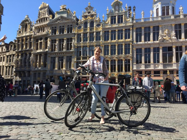 Cycling Holidays - Amsterdam to Brussels