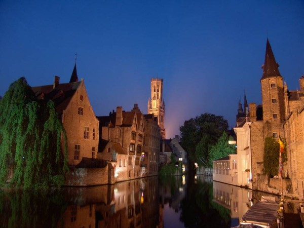 Cycling Holidays - Bruges to Brussels