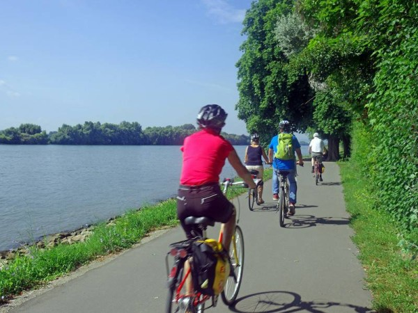 Cycling Holidays - Bike & Barge: Rotterdam to Cologne