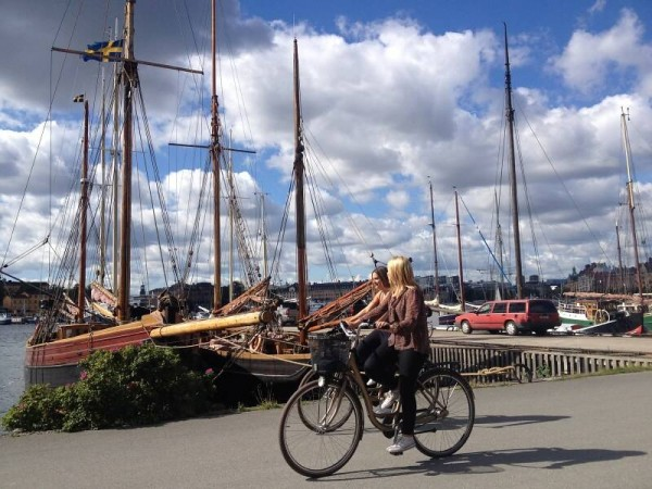 Cycling Holidays - Stockholm to Copenhagen