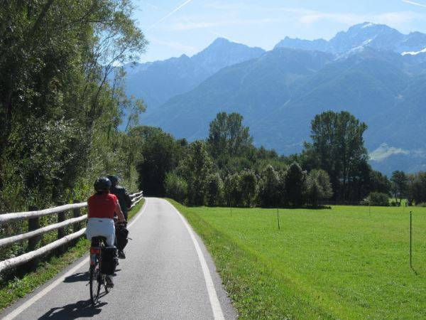 Cycling Holidays - Innsbruck to Verona