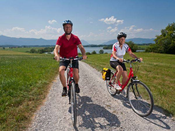 Cycling Holidays - Bavarian Lakes