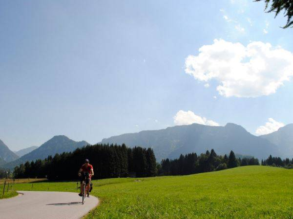 Cycling Holidays - Munich to Lake Constance