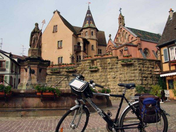 Cycling Holidays - Alsace Vineyards and Villages