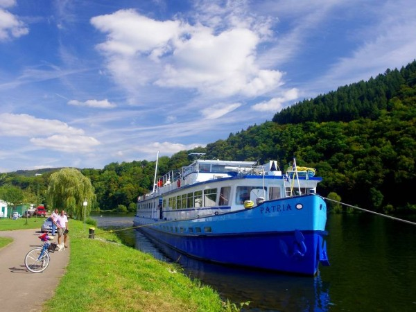Cycling Holidays - Bike & Barge: Bad Wimpfen to Koblenz