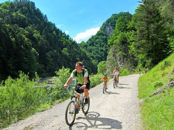 Cycling Holidays - Krakow and the Dunajec Path