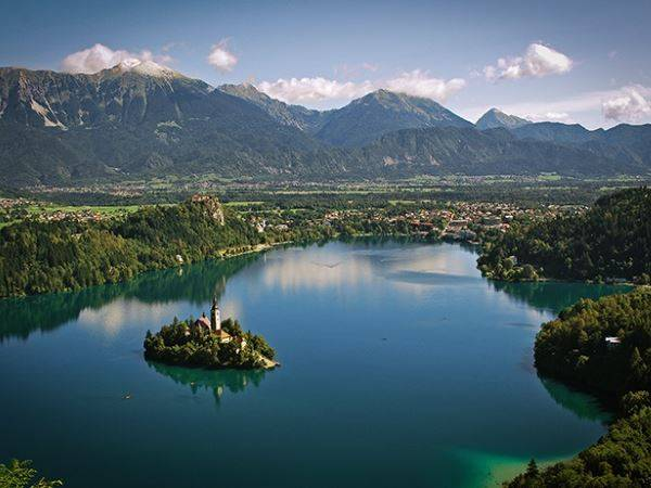 Lake Bled to Venice
